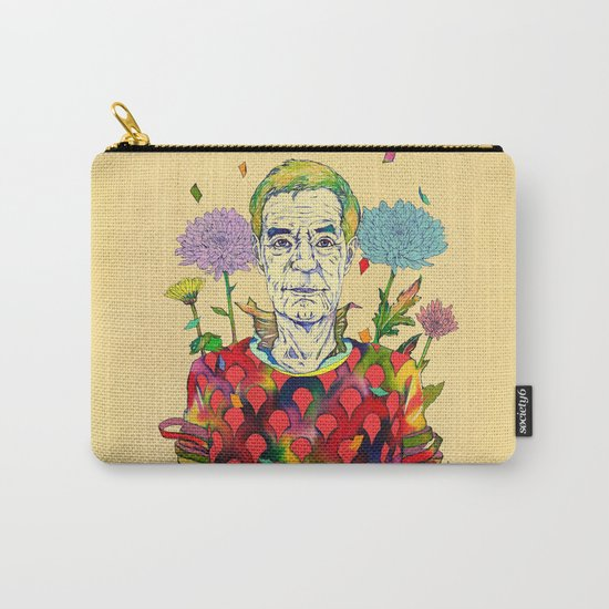 Timothy Leary Carry-All Pouch