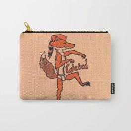 Be A Little Weird Carry-All Pouch