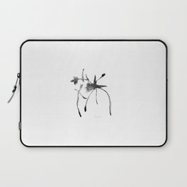 Amy_Name_Abstract_Calligraphy_typo_Chinese Word_02 Laptop Sleeve