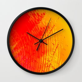 when they met ? Wall Clock