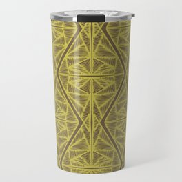 Tendons Saffron Travel Mug