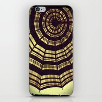 antique iPhone & iPod Skins featuring Antique Umbrella by KunstFabrik_StaticMovement Manu Jobst