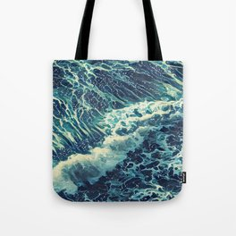 Every tide hath its ebb Tote Bag
