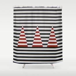 Toki Shower Curtain