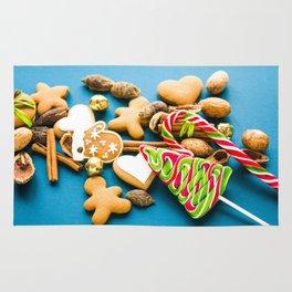 Christmas Cookies Rug