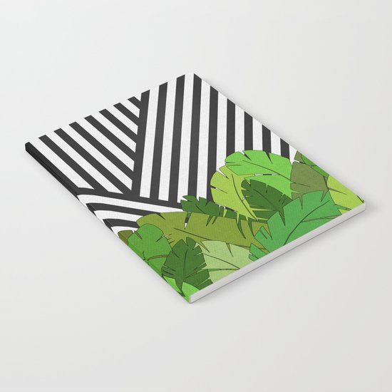 Green Direction Notebook