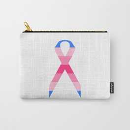Trans Woman Ribbon Carry-All Pouch