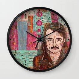 A Galen Sort of Mood Wall Clock