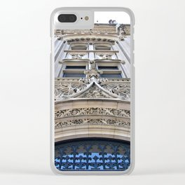 Biltmore Entrance Clear iPhone Case