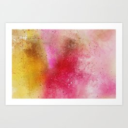 Abstract Background 323 Art Print