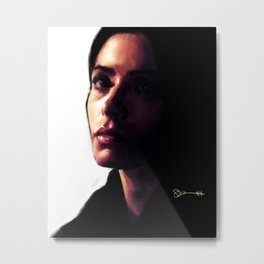 Sameen Shaw - Person of Interest Metal Print