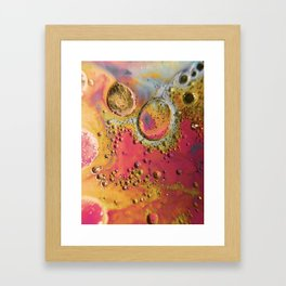 Basis Pursuit Framed Art Print
