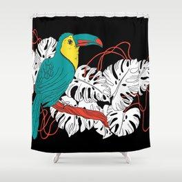 Guyane Shower Curtain