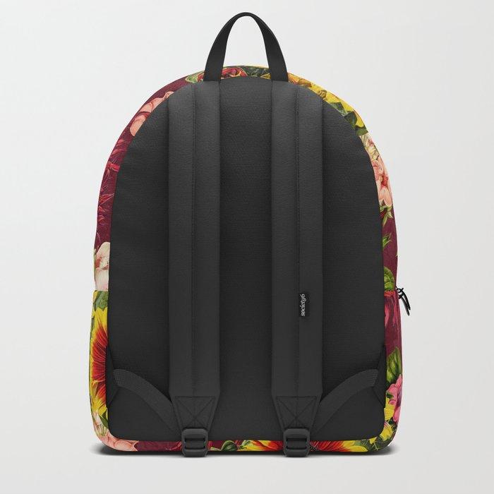 Summer Botanical Garden XV Backpack
