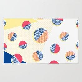 Japanese Patterns 01 Rug