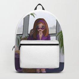 Spooky island Backpack