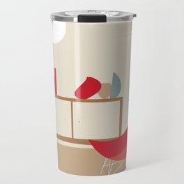 Inside Mid-century modern 120 Travel Mug