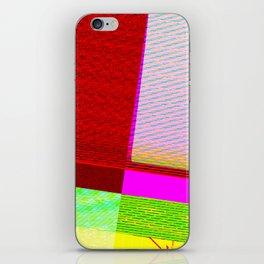 GLITCH_0014 iPhone Skin