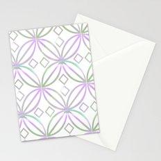 Floral Pattern - JUSTART © Stationery Cards