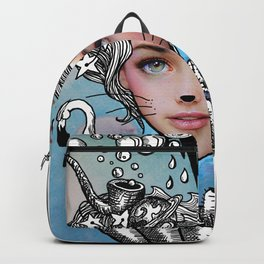 Alice in Modernland Backpack