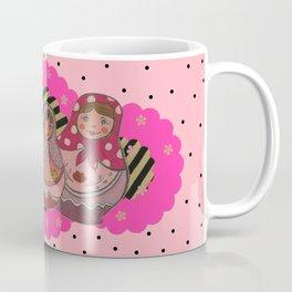Merry Matryoshkas Coffee Mug