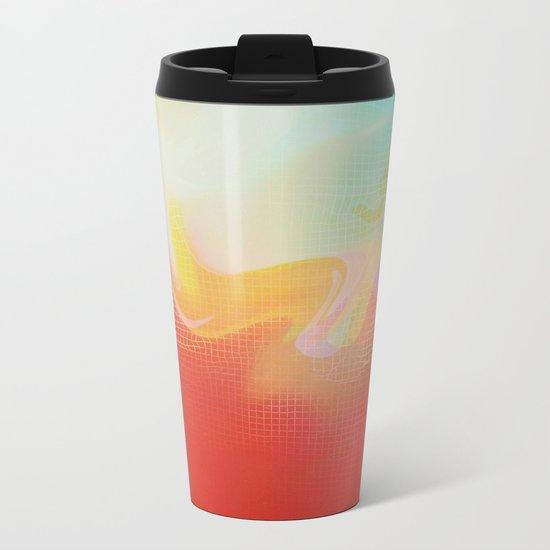 Glitch 30 Metal Travel Mug
