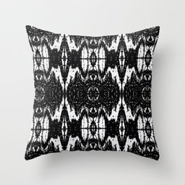 Cosmic event squared Throw Pillow