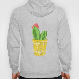 what the fork? cactus (The Good Place) Hoody