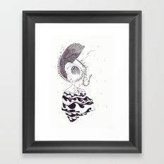 nt017 Framed Art Print