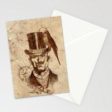 Extraordinary Gentleman Stationery Cards