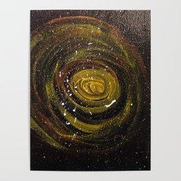 My Galaxy (Mural, No. 10) Poster