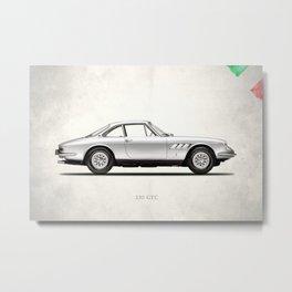 The 330 GTC Metal Print