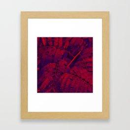 Junge Jamboree Passion Framed Art Print