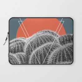 Barrel Cacti Abstract Laptop Sleeve