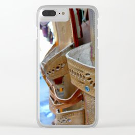 Flea market - Streets of India Clear iPhone Case