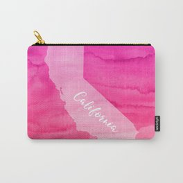 Sweet Home California Carry-All Pouch