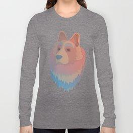Tess the Dog Long Sleeve T-shirt