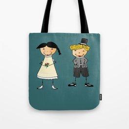 Paula & Gregor - Married Tote Bag