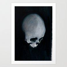 Bones XIII Art Print