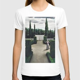 Classical Masterpiece 'Florentine Garden' by Pyke Koch T-shirt