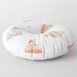 Hats Off! Floor Pillow