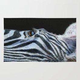 Zebra Detail Rug