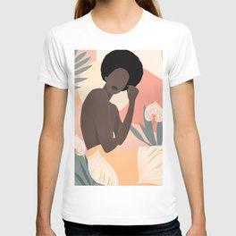 Tropical Girl 18 T-shirt