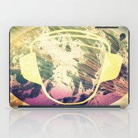 dj iPad Cases featuring DJ by Sara LG