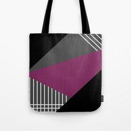 Geometric decor . Triangles 1 Tote Bag