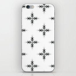 B&W Nr.2 iPhone Skin