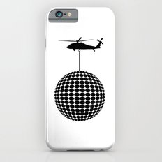 let's dance, not war iPhone 6s Slim Case