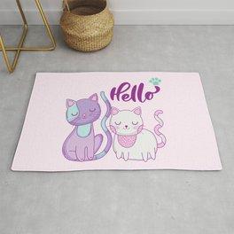 Cute Kitties  Rug