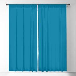 Boca Solid Shades - Lagoon Blackout Curtain