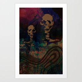 Get Clear Of This Place Art Print